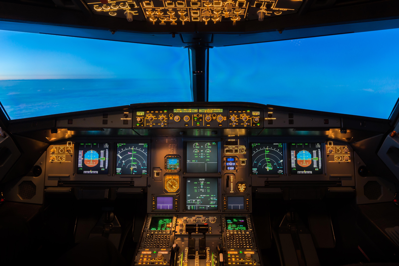 Simulator Displays